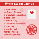Words For The Weekend, Vol. 1-2