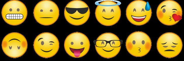 La creación de los emojis