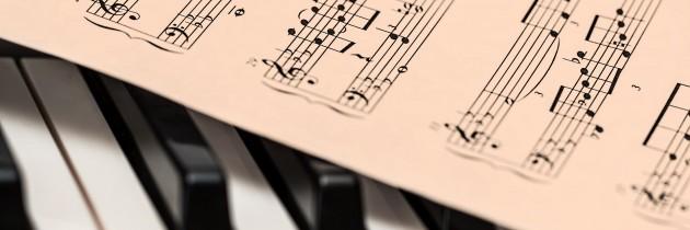 La creación de la música